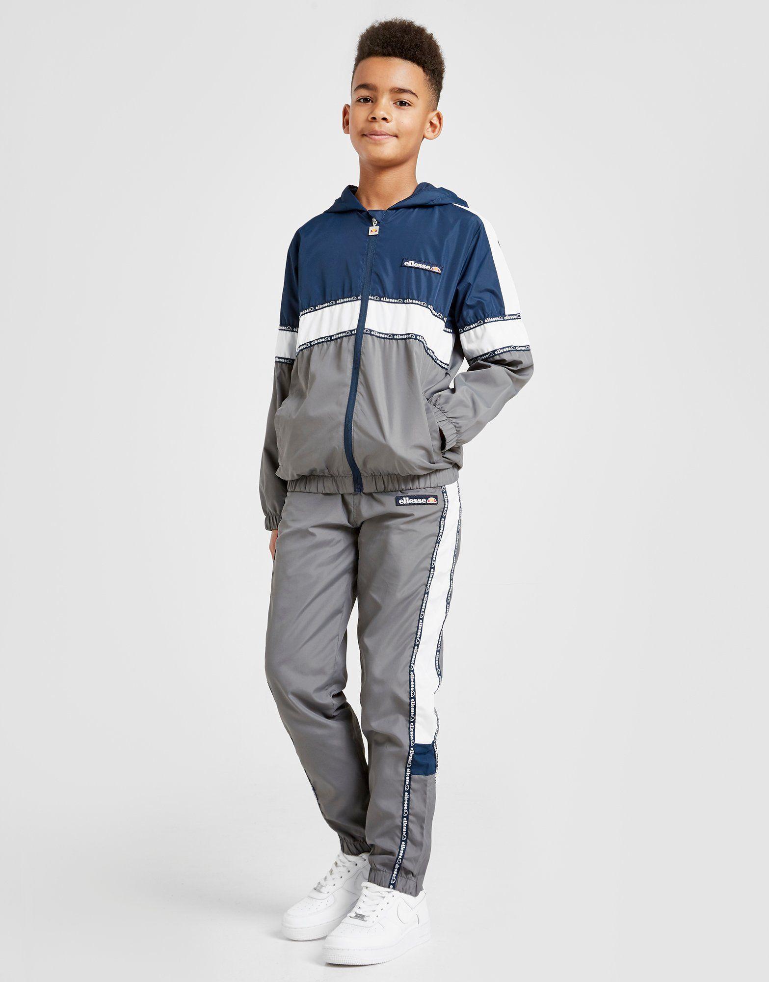 Ellesse Audison Woven Suit Junior