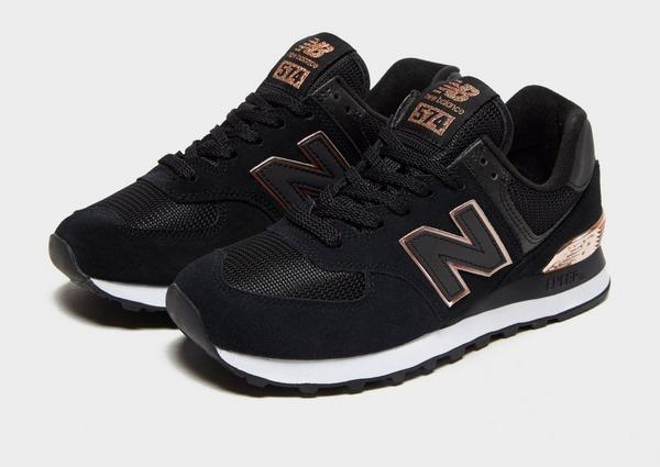 new balance 574 femme noir or 6cd46d