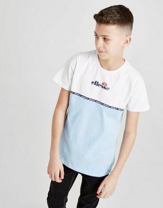 Ellesse Jeria Colour Block T-Shirt Junior