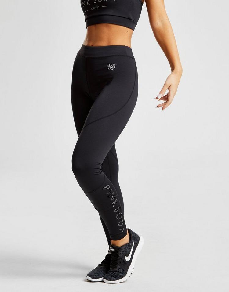 Pink Soda Sport  Core Fitness Leggings Dames