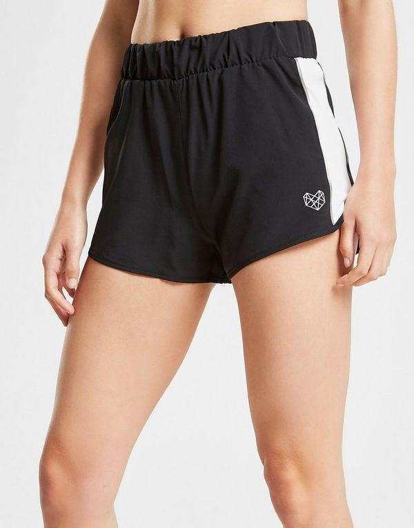 Pink Soda Sport Binx Woven Shorts