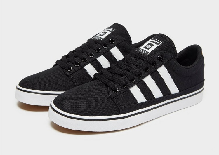 Buy Black adidas Skateboarding Rayado Lo | JD Sports