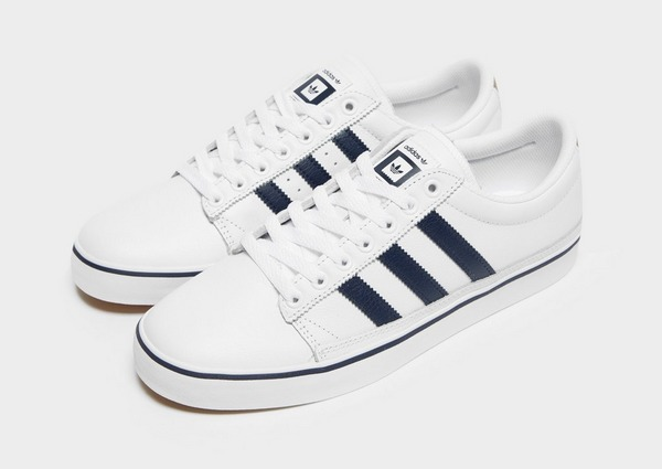 Buy White adidas Skateboarding Rayado Lo | JD Sports