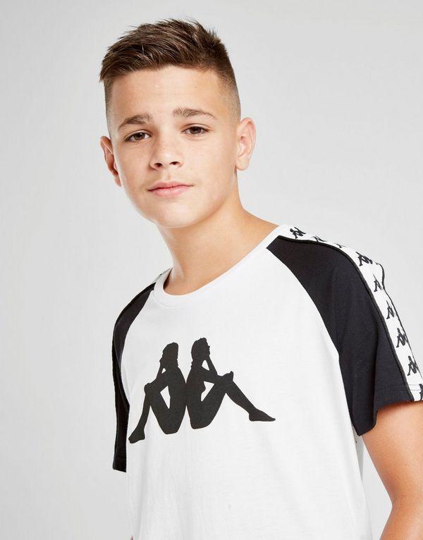 Kappa Cohen Colour Block T-Shirt Junior