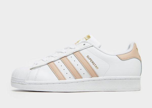 adidas originals superstar women's shoes beige