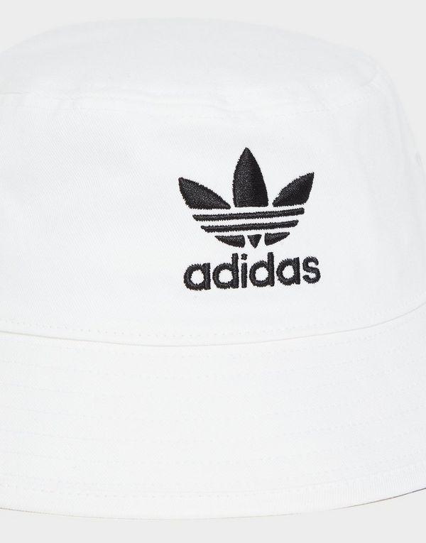 60e32810 adidas Originals Trefoil Bucket Hat | JD Sports