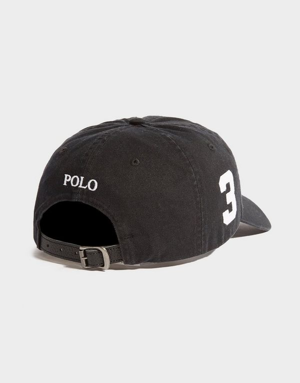 f39e6f40 Polo Ralph Lauren Large Logo Cap | JD Sports