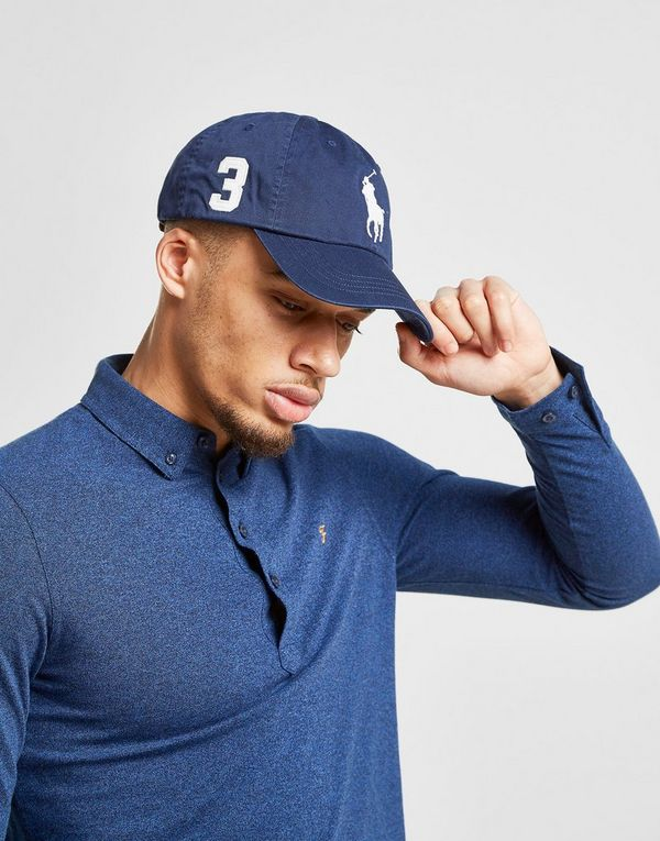 fd2d1be4 Polo Ralph Lauren Large Logo Cap | JD Sports