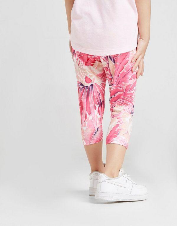 Nike Girls' Dri-FIT All Over Print Leggings Children