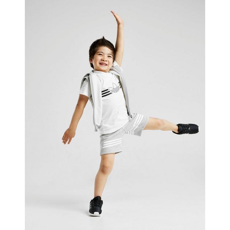 adidas Originals 3 Piece Sleeveless Puku Vauvat