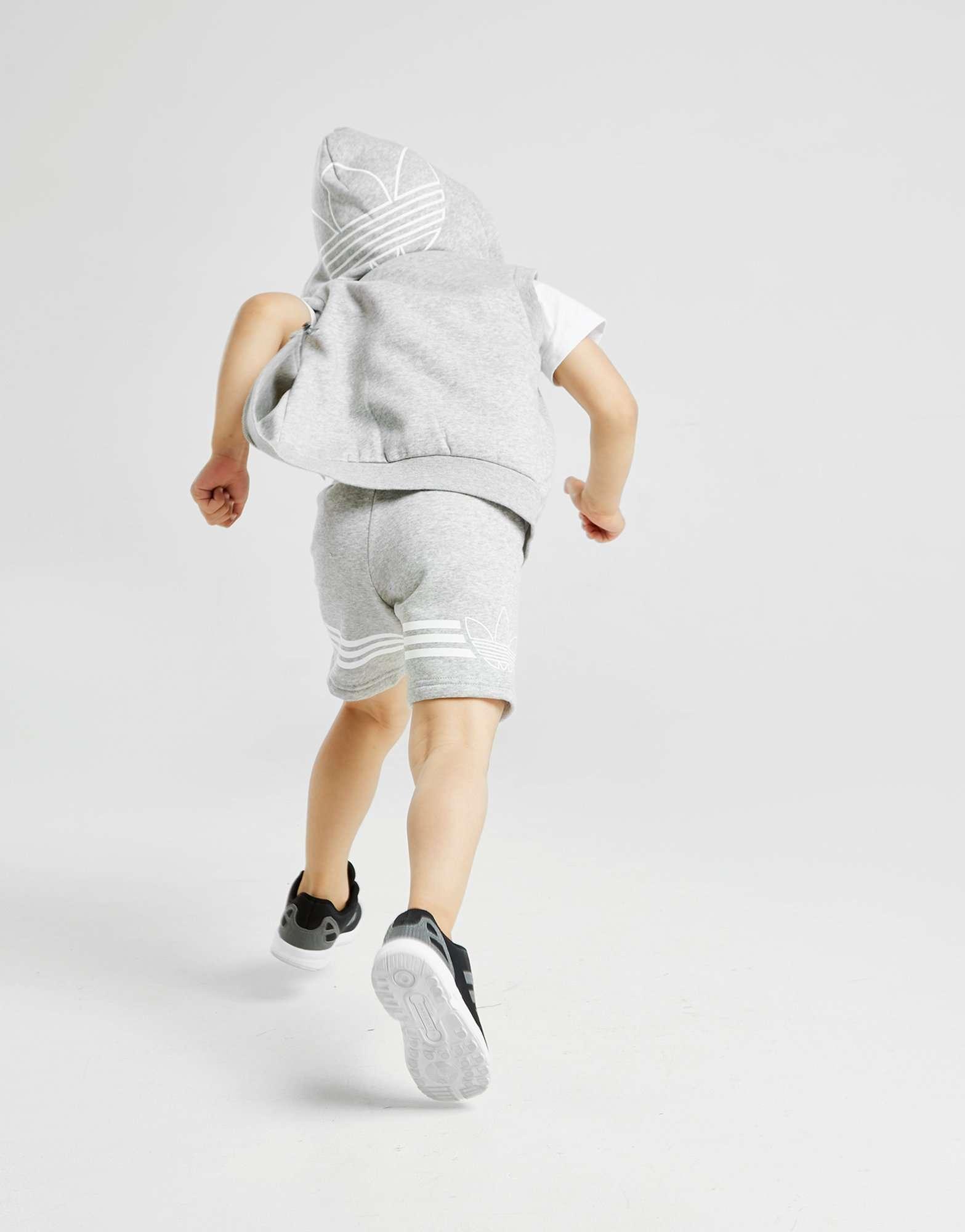 adidas Originals 3 Piece Sleeveless Suit Infant