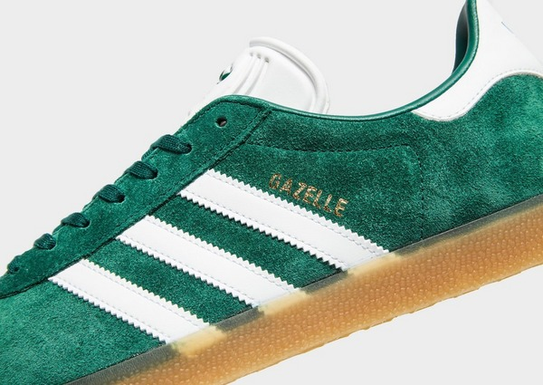 Buy Green adidas Originals Gazelle   JD Sports