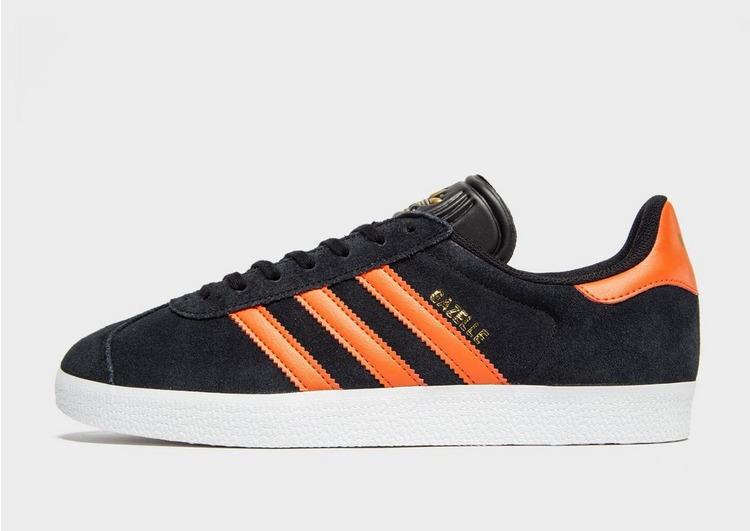 Details about Adidas Casual Sneakers Womens Shoes Originals Gazelle Trainer Casual Orange show original title