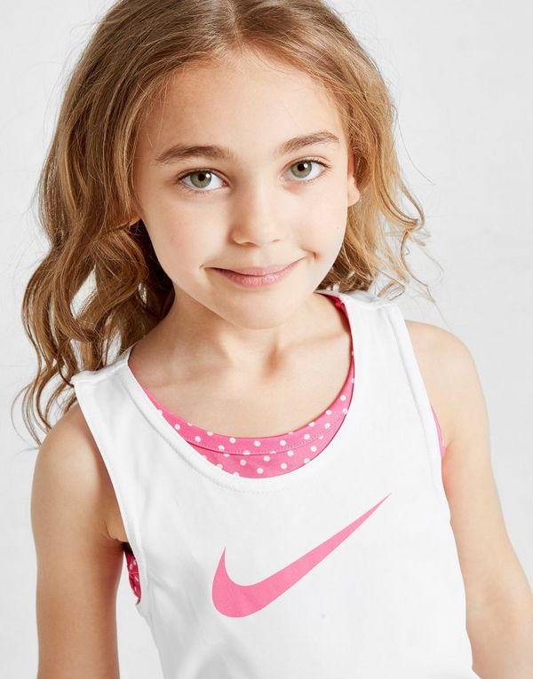 Nike Girls' 2-in-1 Tank Top Children