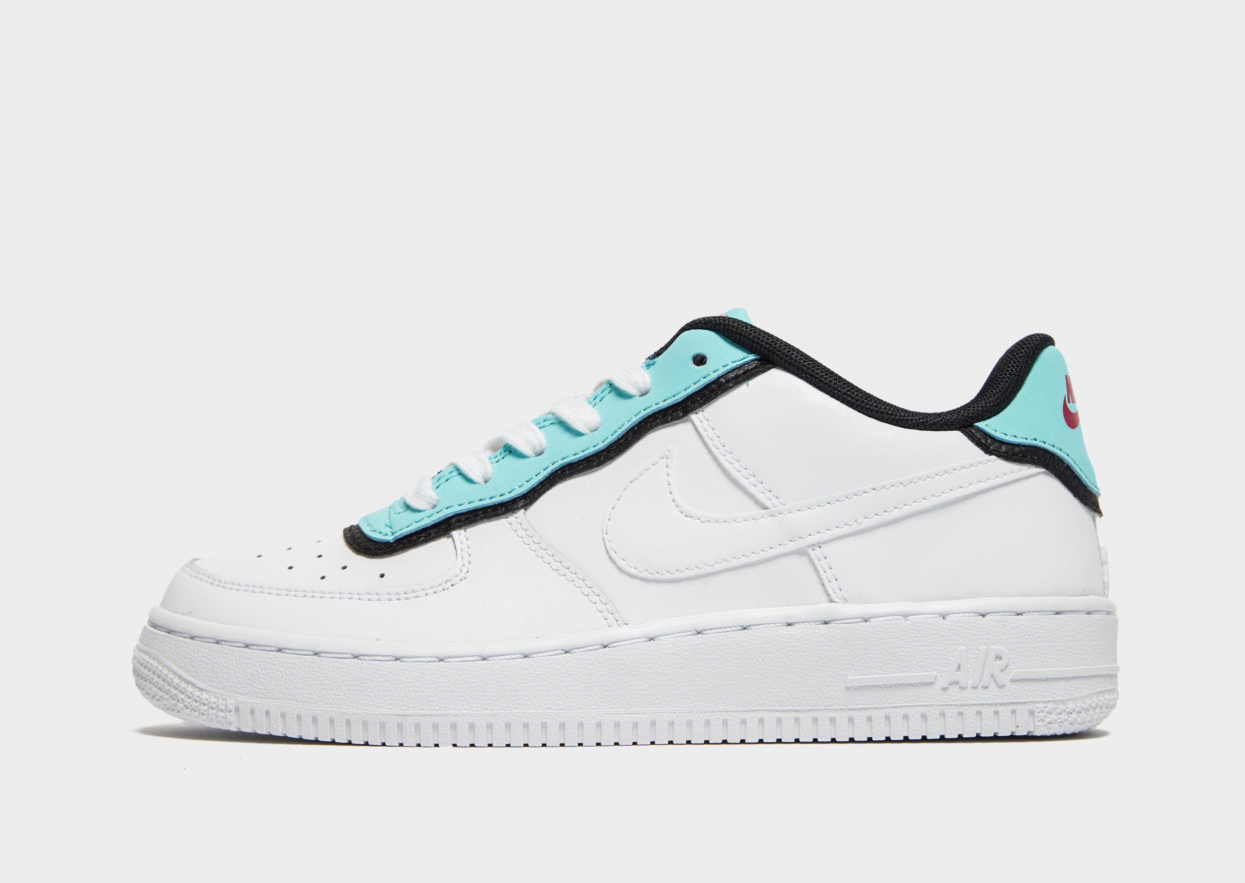 huge discount 4787b 9cb4c Nike Air Force 1 Low Junior   JD Sports