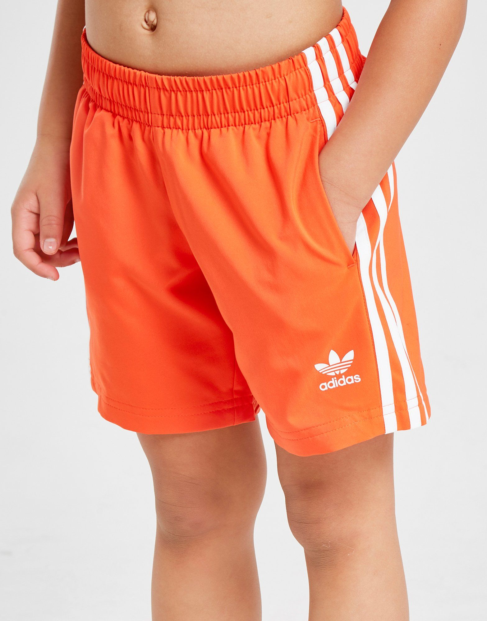 b173a7c7740824 adidas Originals California Swim Shorts Children | JD Sports