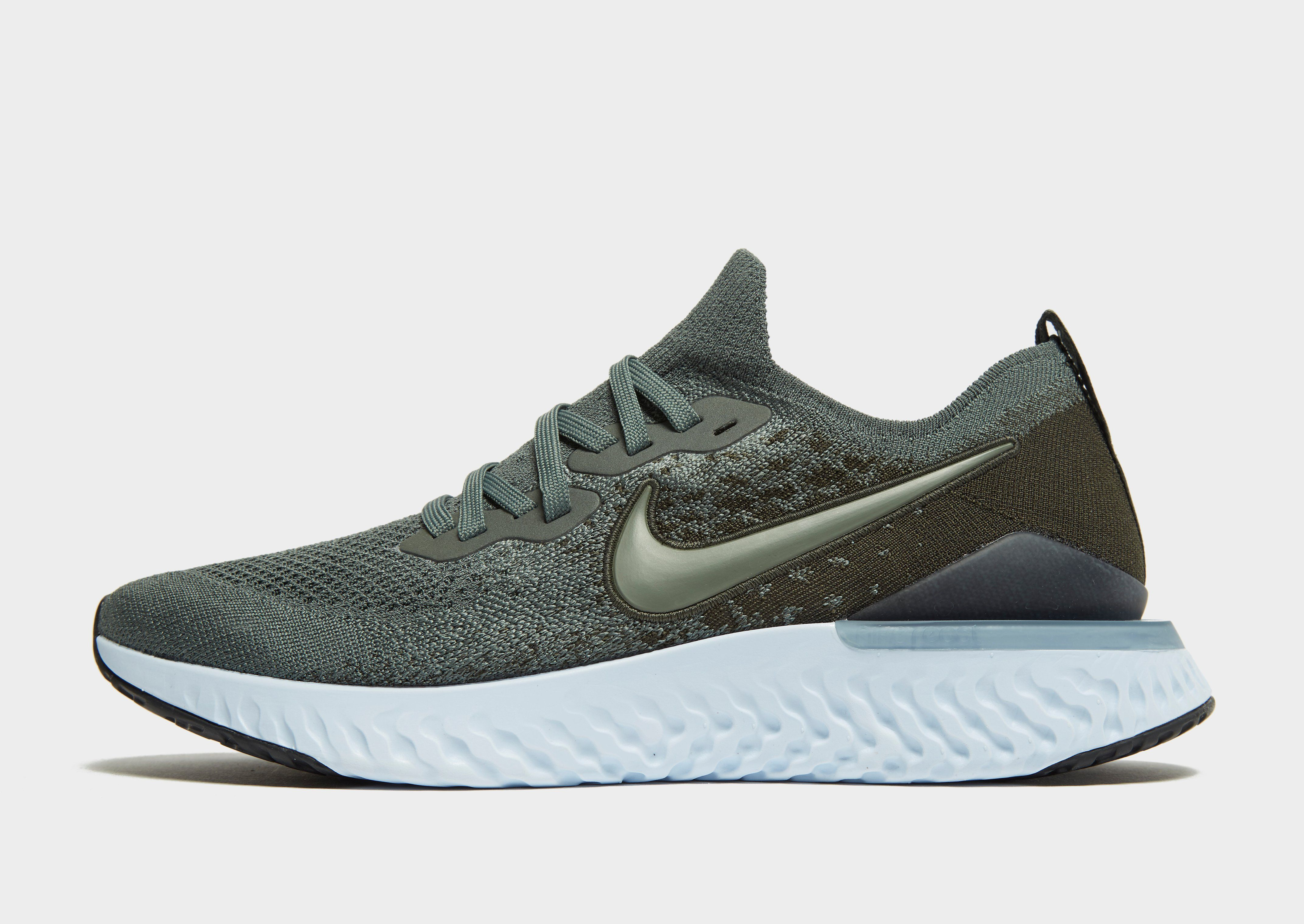 official photos ee9e8 daae4 NIKE Nike Epic React Flyknit 2 Men s Running Shoe   JD Sports