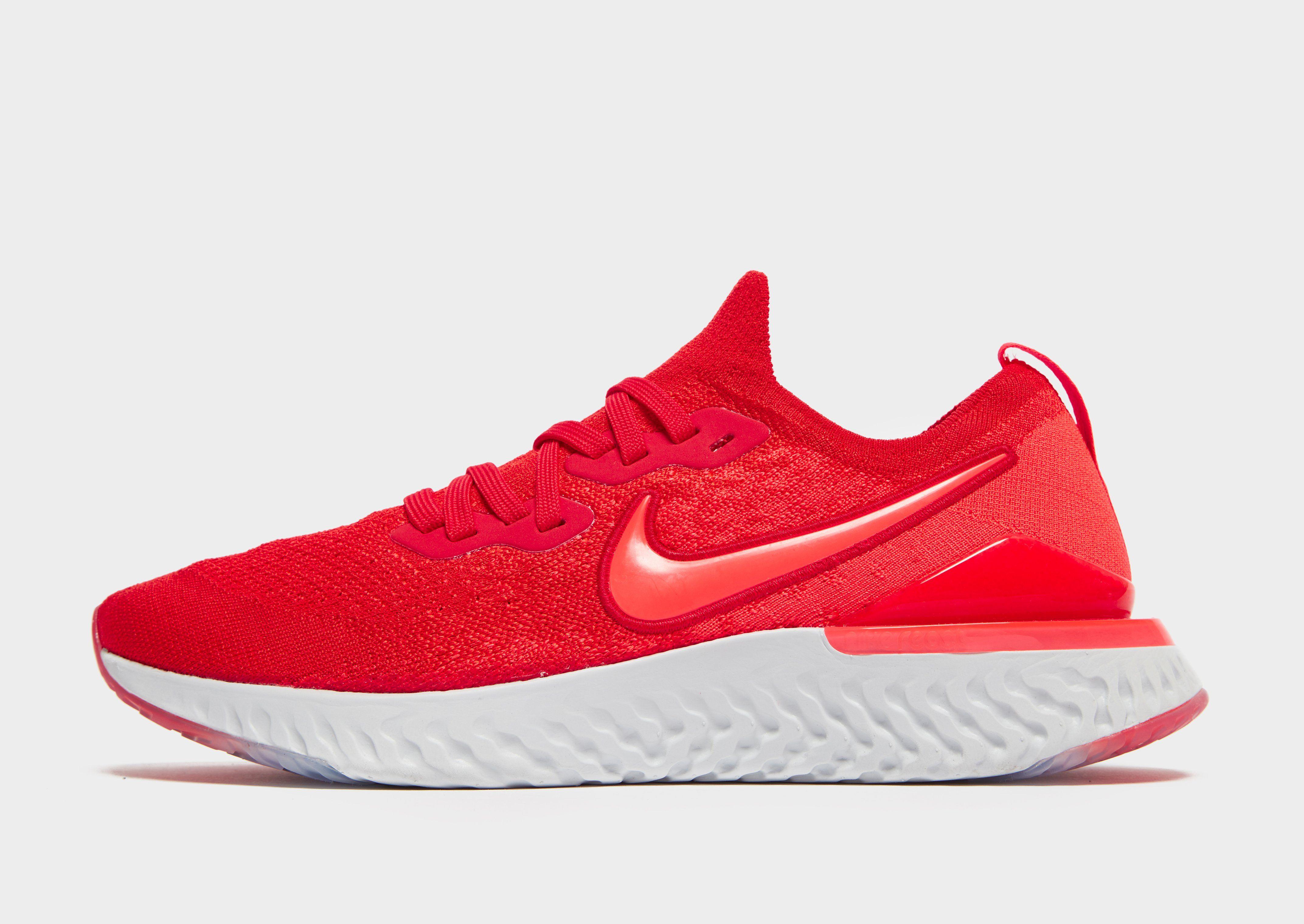 new arrival cdeac cf76a Nike Nike Epic React Flyknit 2 Men's Running Shoe | JD Sports