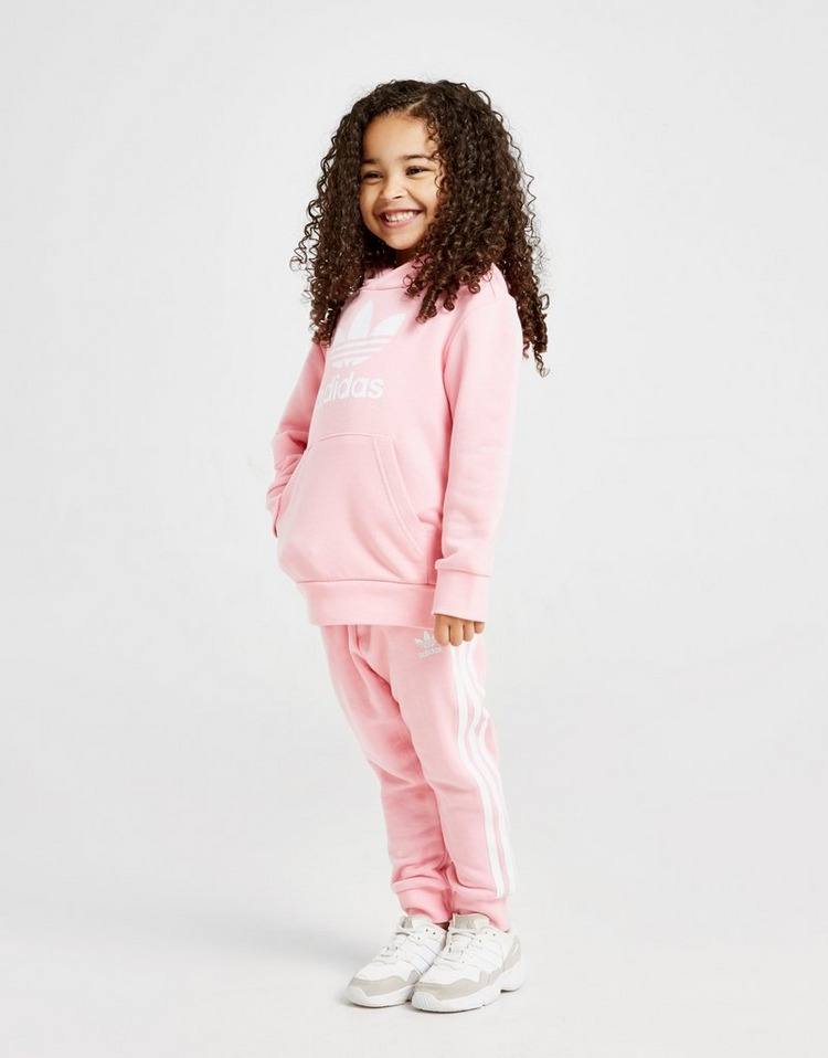 adidas Originals Fato de Treino Girls' Adicolour Overhead para Criança