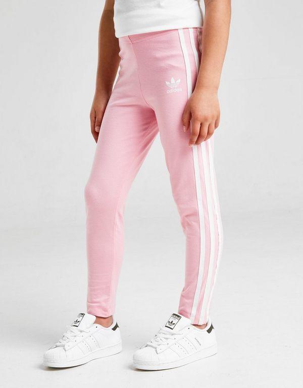 4bb0122f2a0c8f adidas Originals Girls' 3-Stripes Leggings Children | JD Sports