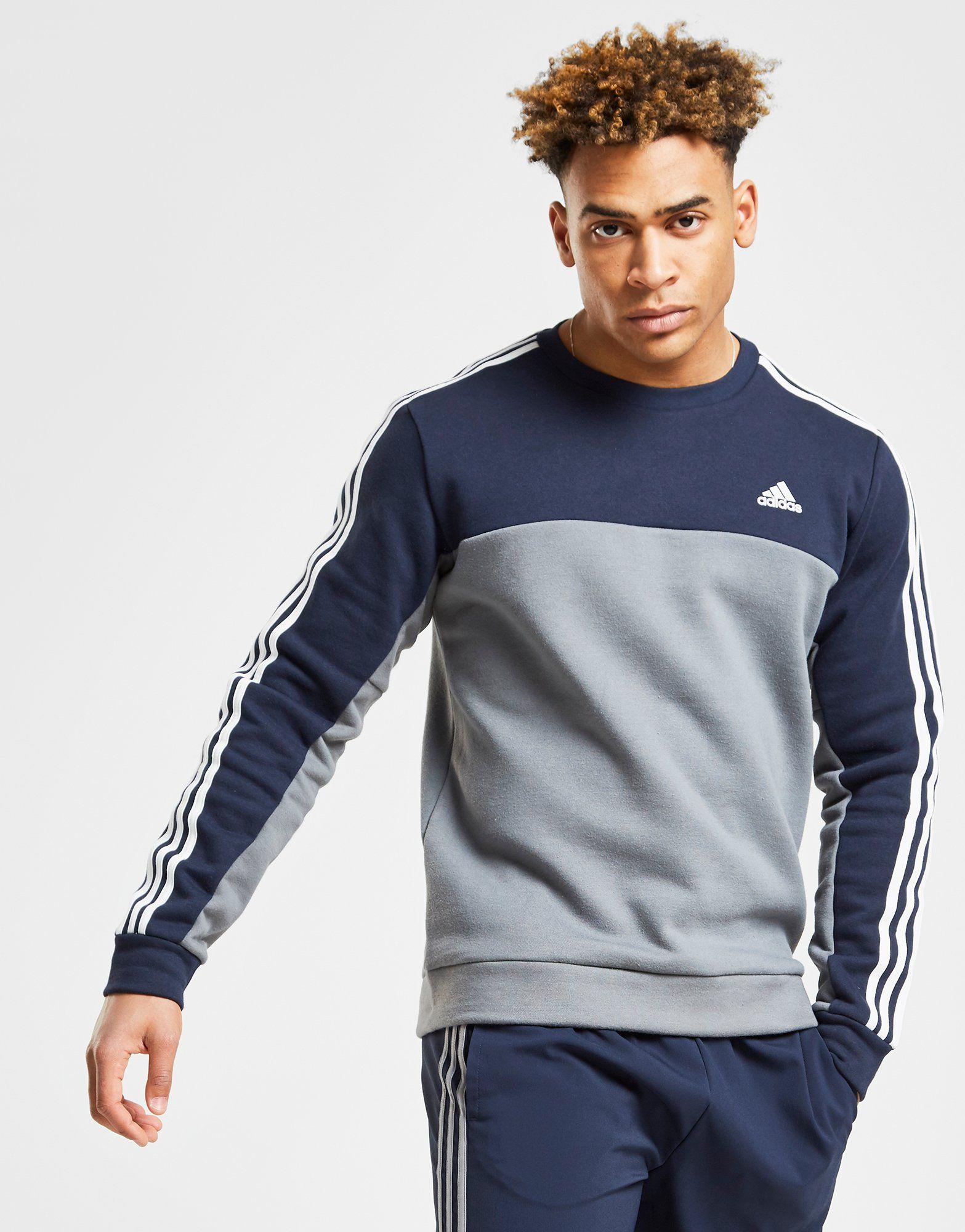 Sports SweatshirtJd Essentials Essentials Adidas Adidas Crew Adidas Crew SweatshirtJd Sports Essentials j435qcARL