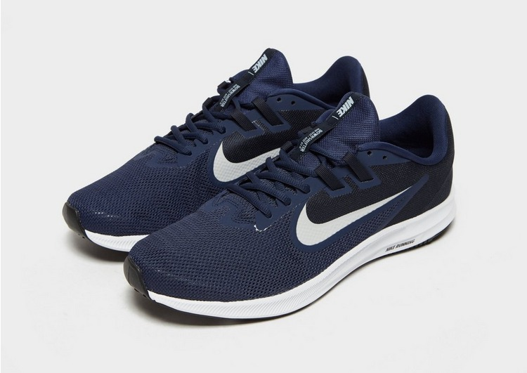 Buy Blue Nike Downshifter 9 | JD Sports