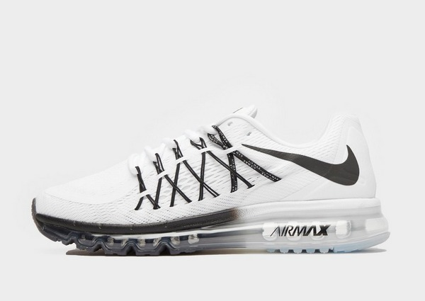 Nike Air Max 2015 Black White 698908 101