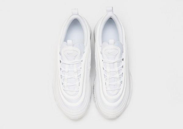 nike air max 97 all white junior