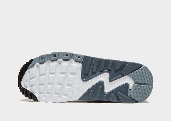Nike Air Max 90 Läder True Vit True Vit Herrskor,Nike Skor