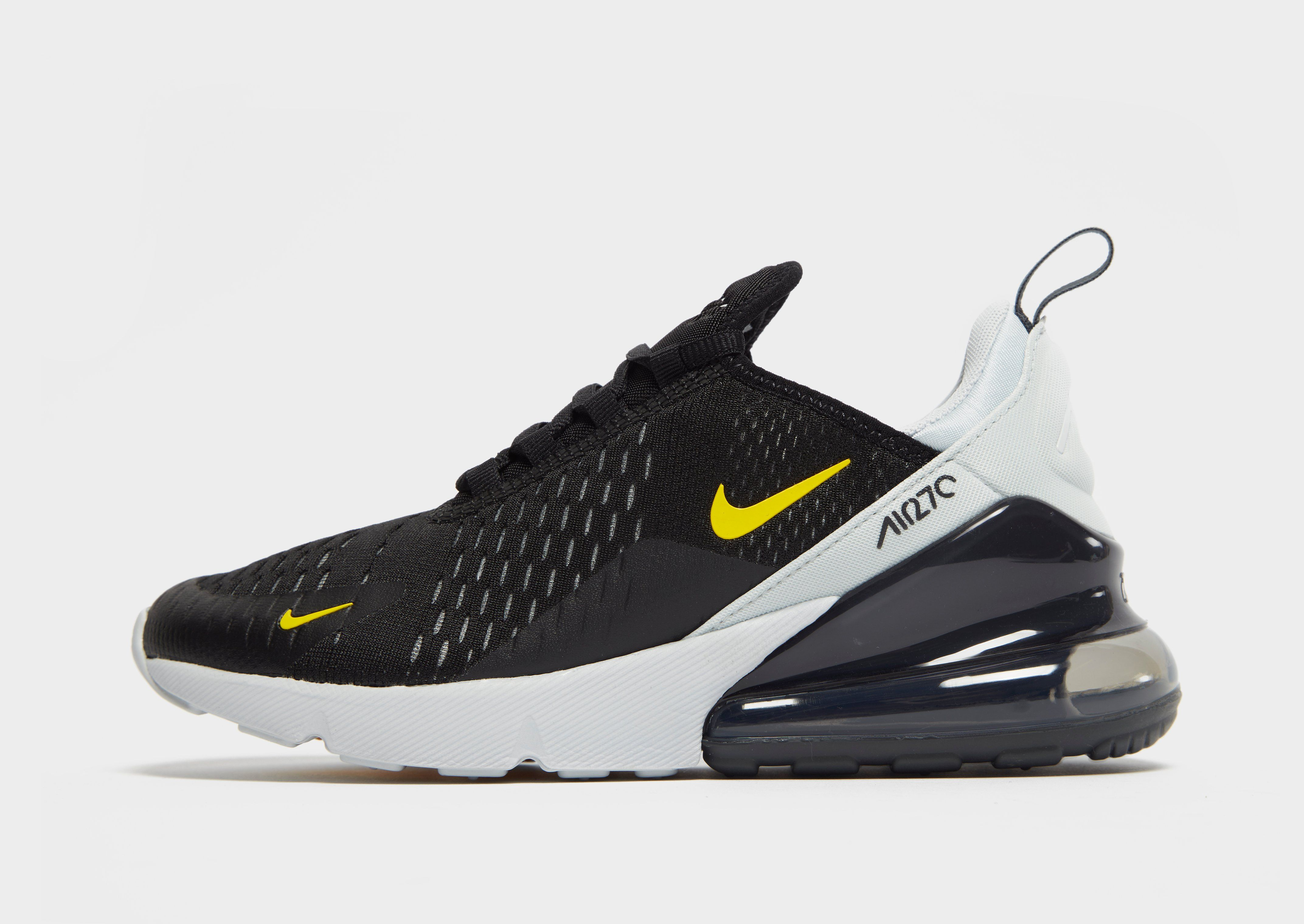 online retailer 9cea5 a3552 Nike Air Max 270 Older Kids' Shoe | JD Sports