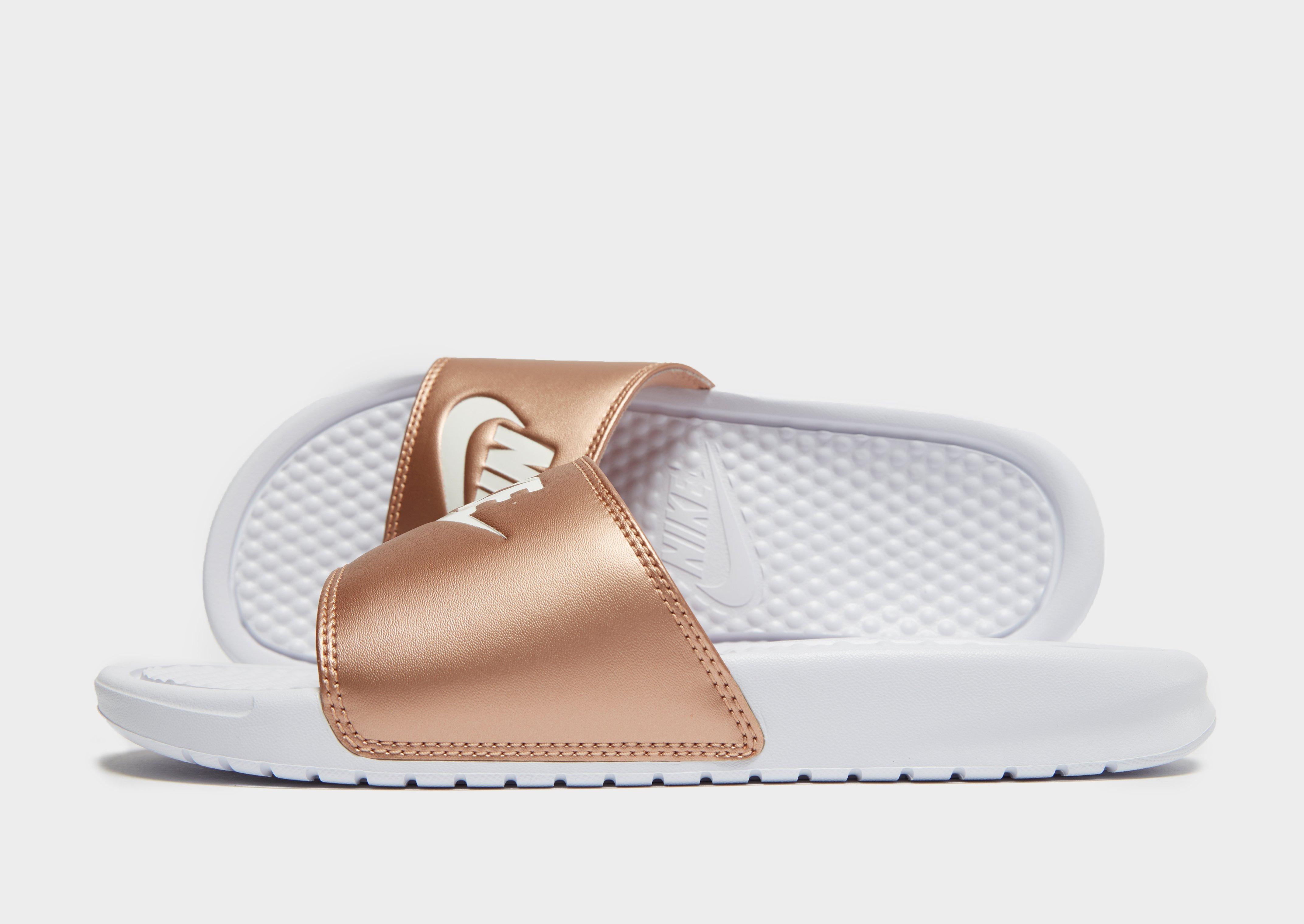 atravesar cesar Gracias  Buy Nike Benassi Just Do It Slides Women's   JD Sports