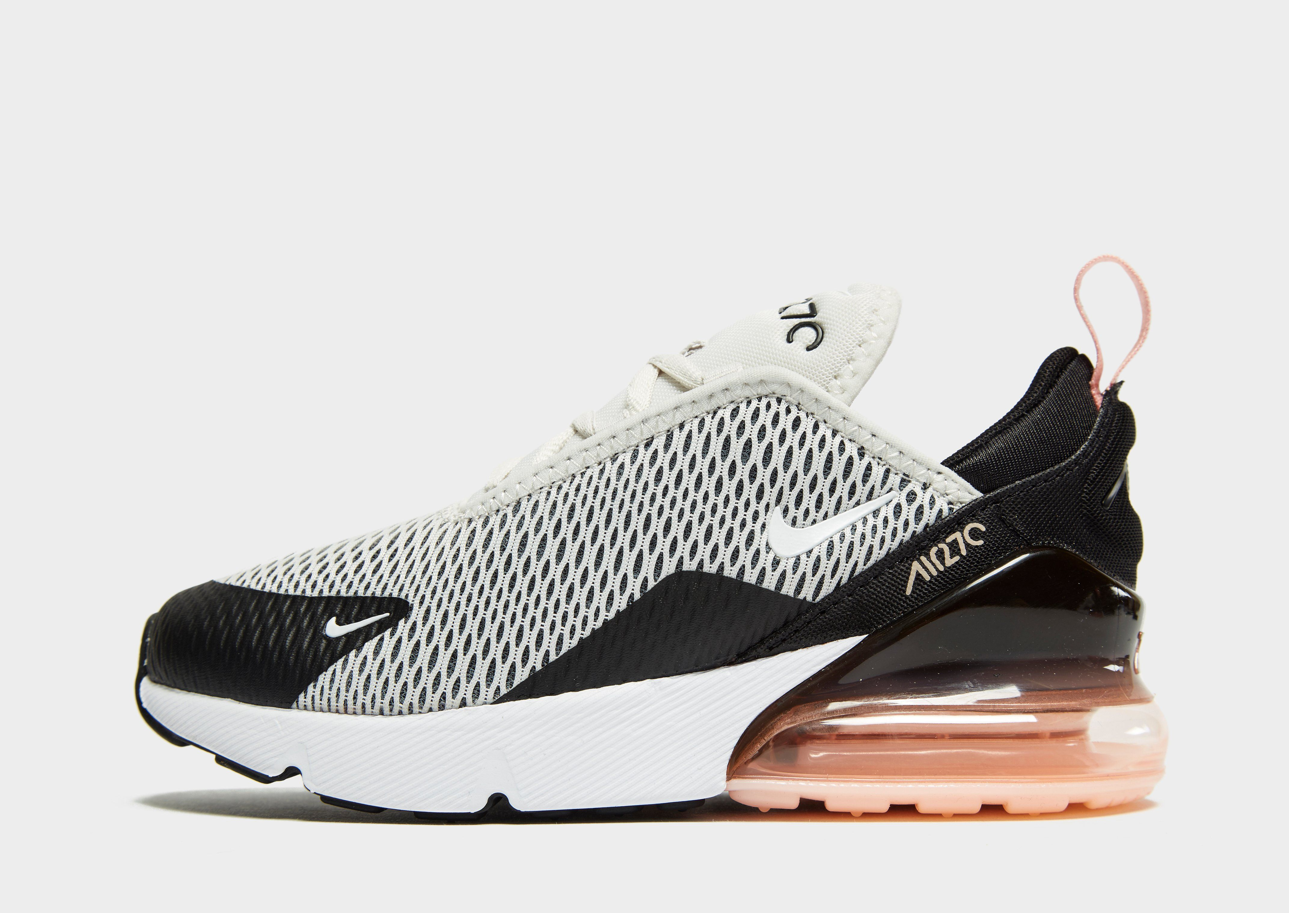 big sale 02c7b 0e81c Nike Air Max 270 Younger Kids' Shoe | JD Sports