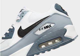 air max 90 bianche tela