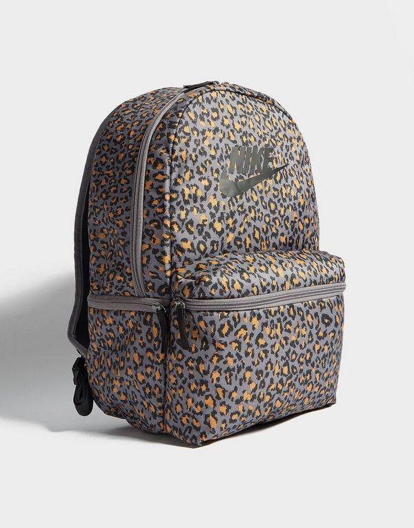 Nike Heritage Animal Print Backpack   JD Sports
