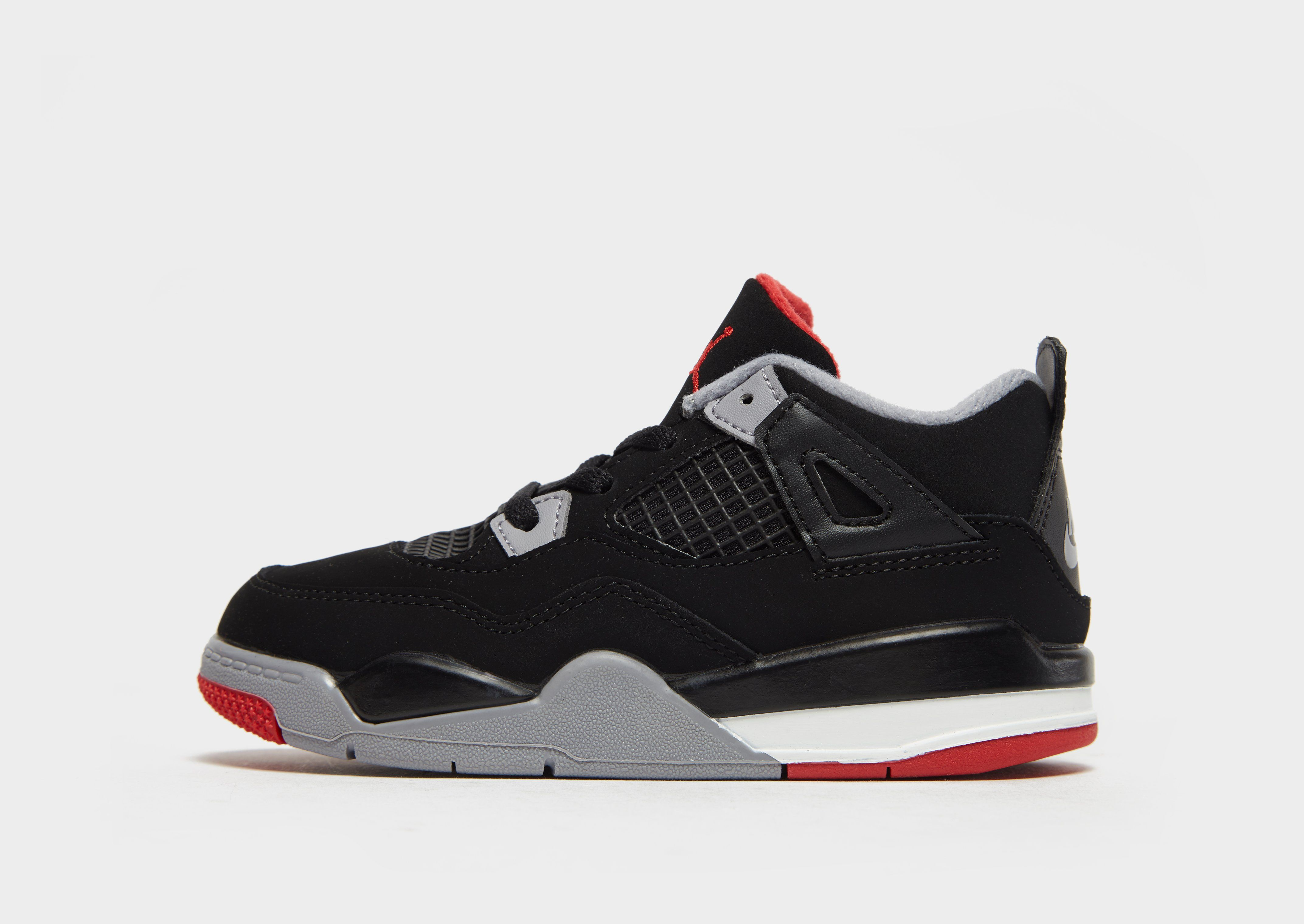 size 40 3c090 72879 Jordan Air Retro 4 Infant | JD Sports