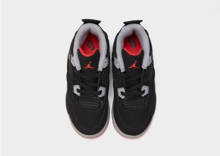 Jordan Air Retro 4 para bebé