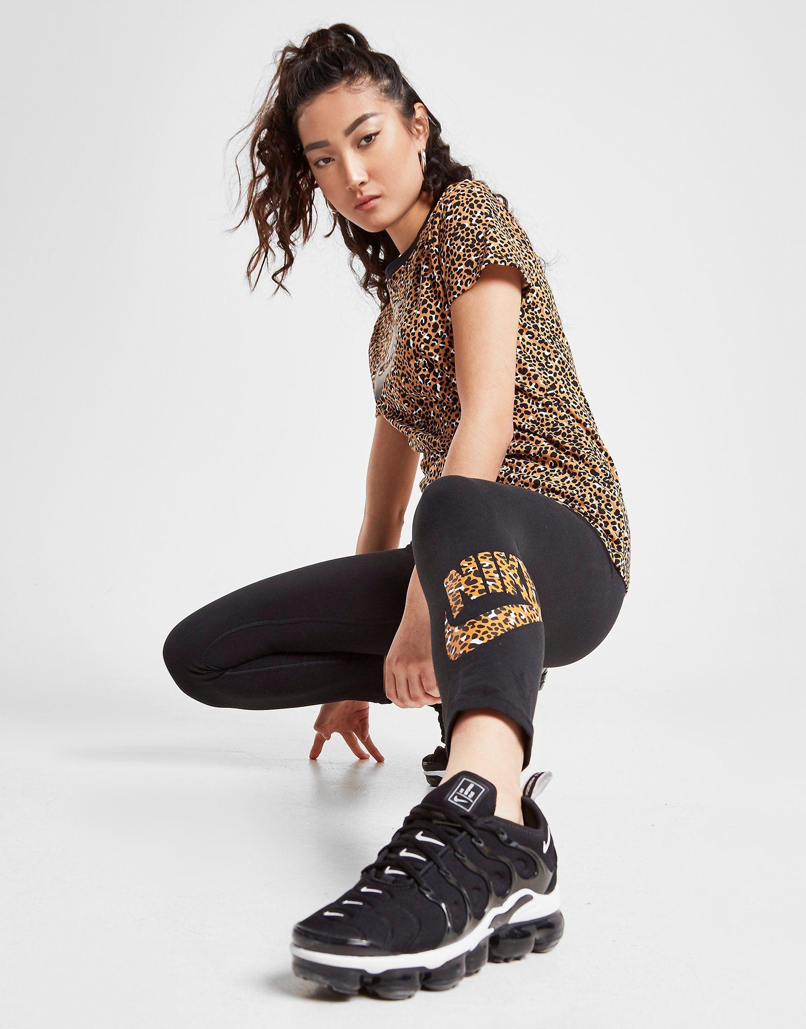 NIKE Nike Sportswear Animal Print Women's Leggings