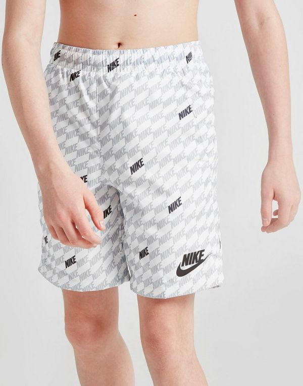 069fad63a7d99 Nike Hybrid All Over Print Woven Swim Shorts Junior | JD Sports