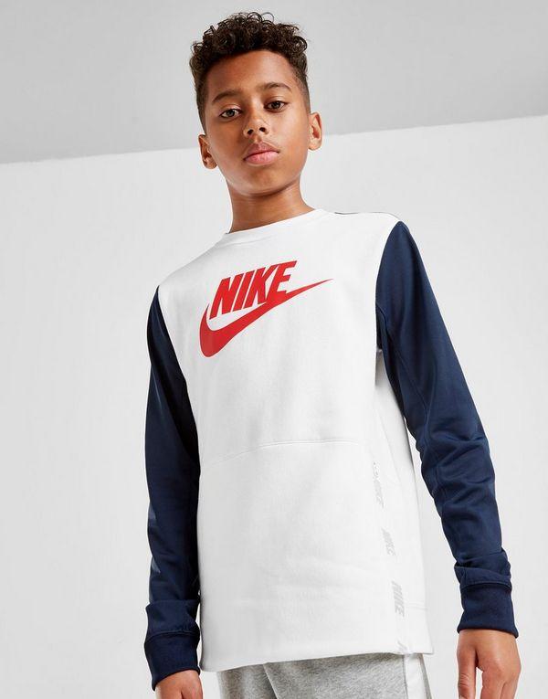 67e22b415 Nike Hybrid Crew Sweatshirt Junior | JD Sports
