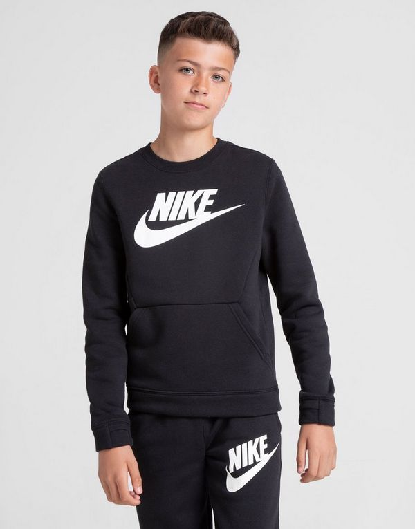 0c39619be Nike Nike Sportswear Club Fleece Older Kids' Crew | JD Sports