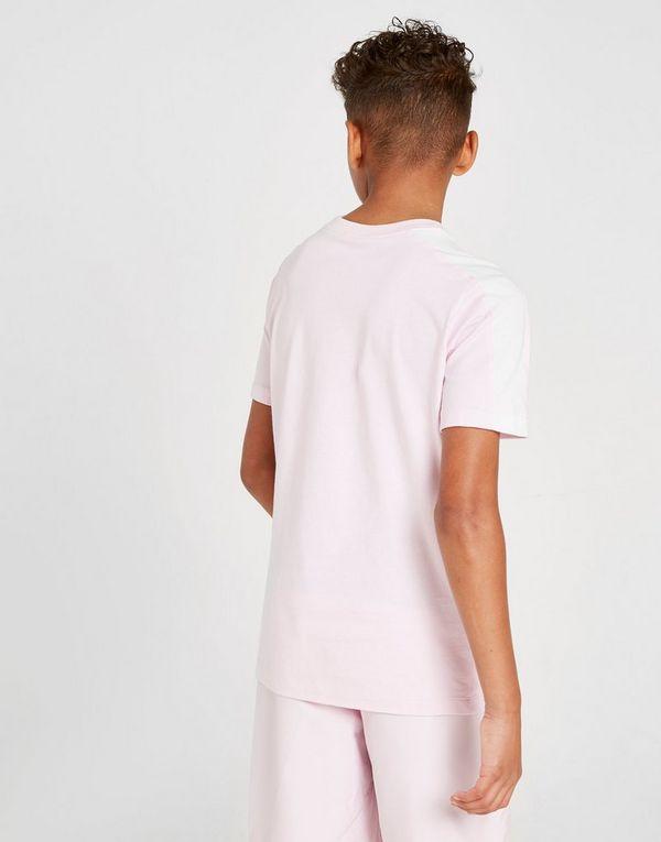 Nike camiseta Sportswear Colour Block júnior