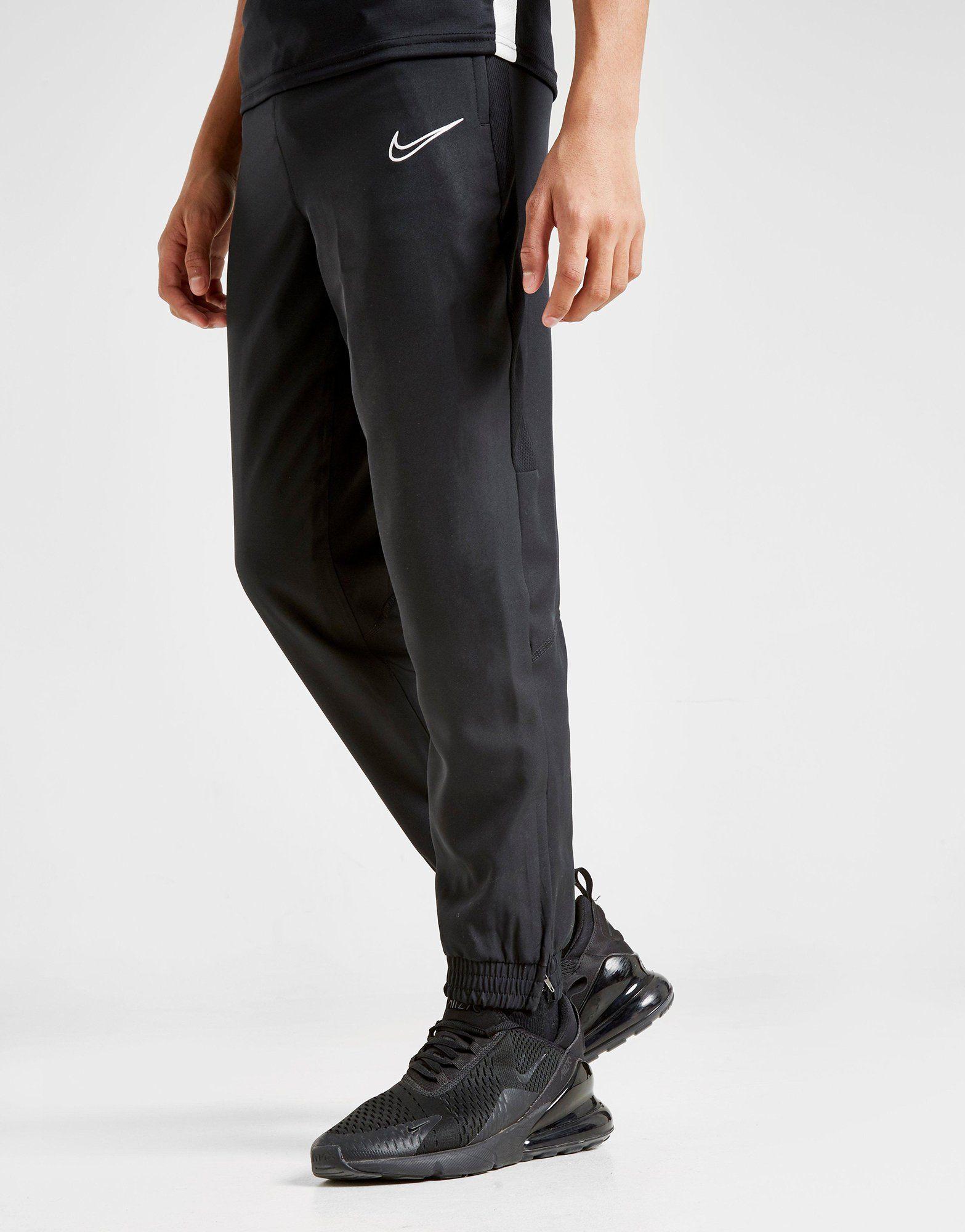 db008737fda Nike Academy Woven Track Pants Junior