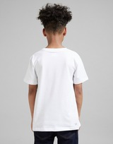 Lacoste T-shirt Small Logo para Júnior