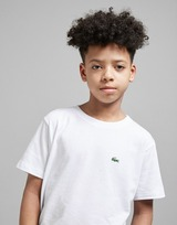 Lacoste T-shirt Small Logo para Júnior