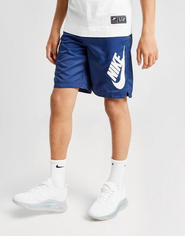 big clearance sale luxury aesthetic new & pre-owned designer Nike Sportswear Woven Shorts Junior | JD Sports
