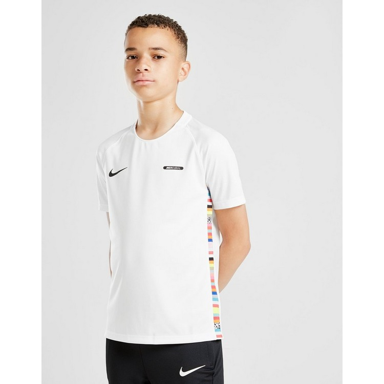 Nike camiseta Mercurial Poly júnior