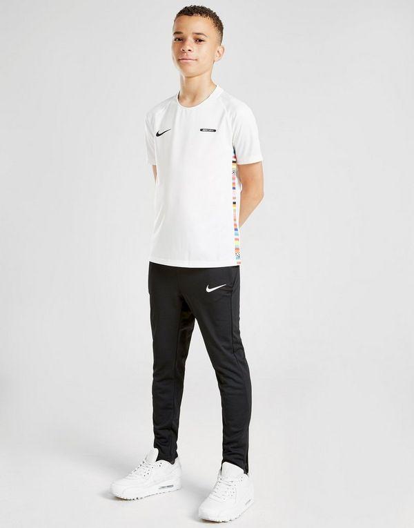 f97c5a7e3 NIKE Nike Dri-FIT Mercurial Older Kids' Short-Sleeve Football Top ...