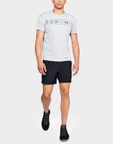Under Armour Speed Stride Einfarbige Shorts