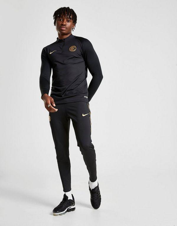 1dd27681b0 NIKE Nike Dri-FIT Inter Milan Strike Men's Football Drill Top   JD ...