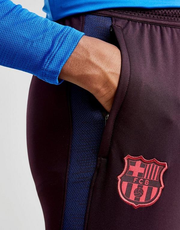 Nike pantalón de chándal FC Barcelona Strike júnior
